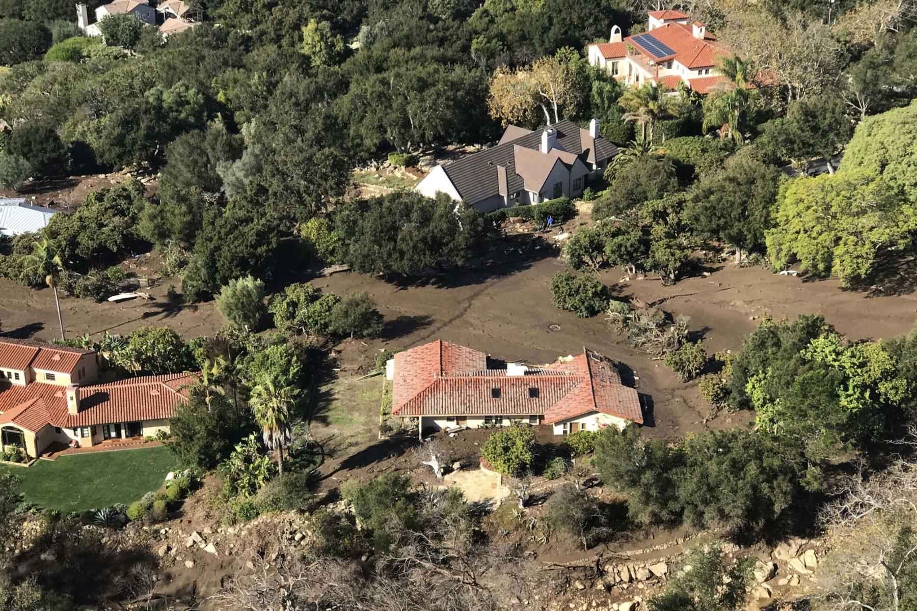 Montecito Recovery // Rebuilding